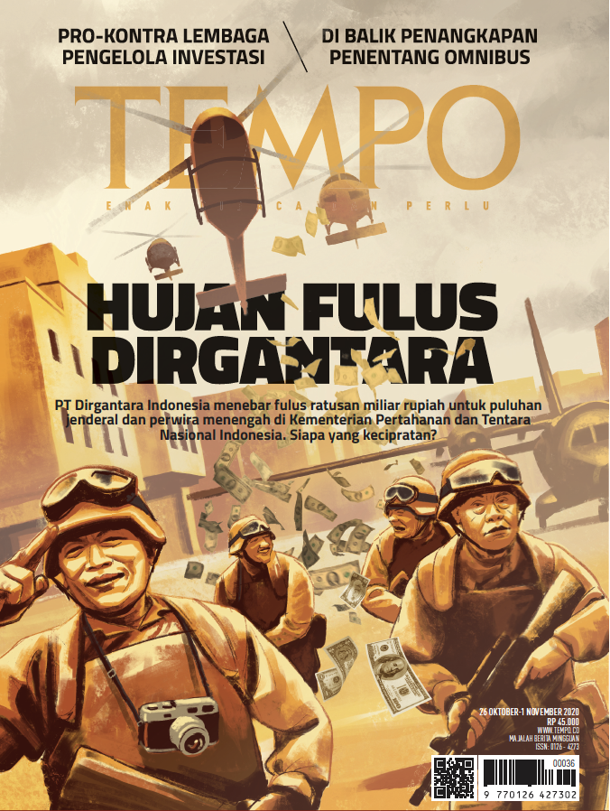 Tempo Magazine Indonesia