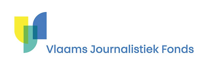 Logo Flemish Journalism Fund