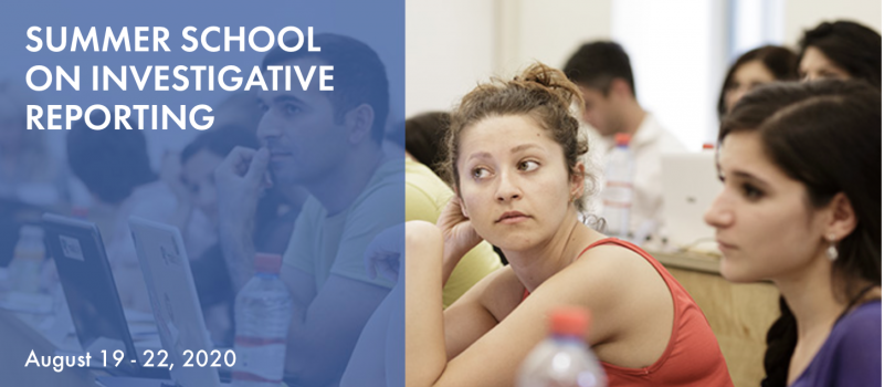SSE Riga - Summer School on Investigative Reporting