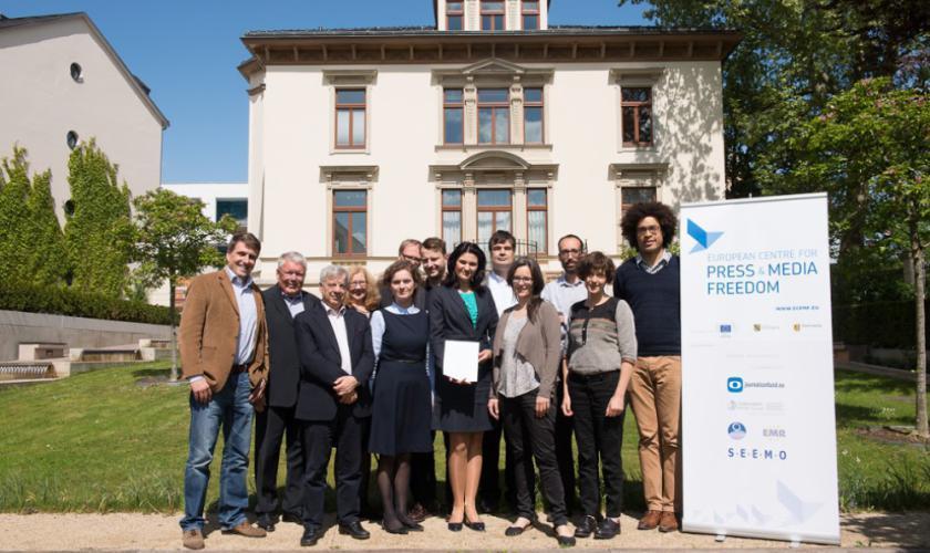 ECPMF kcik-of-meeting
