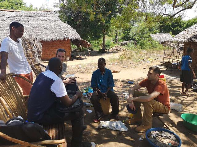 Interview in Kwale county